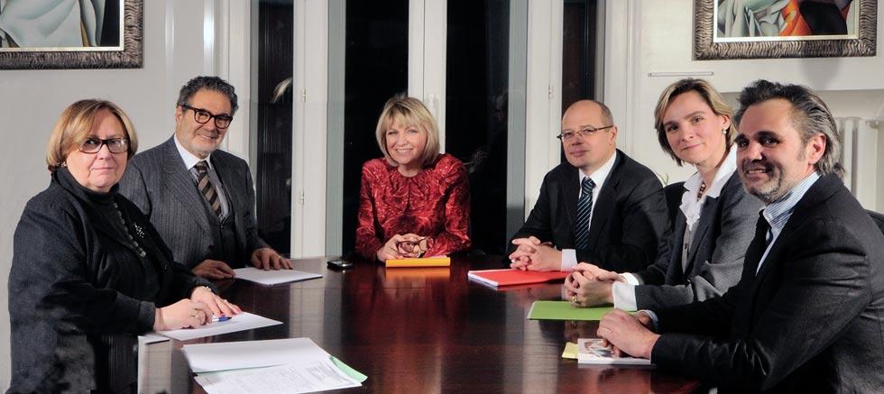 Réunion au Cabinet Bougardier