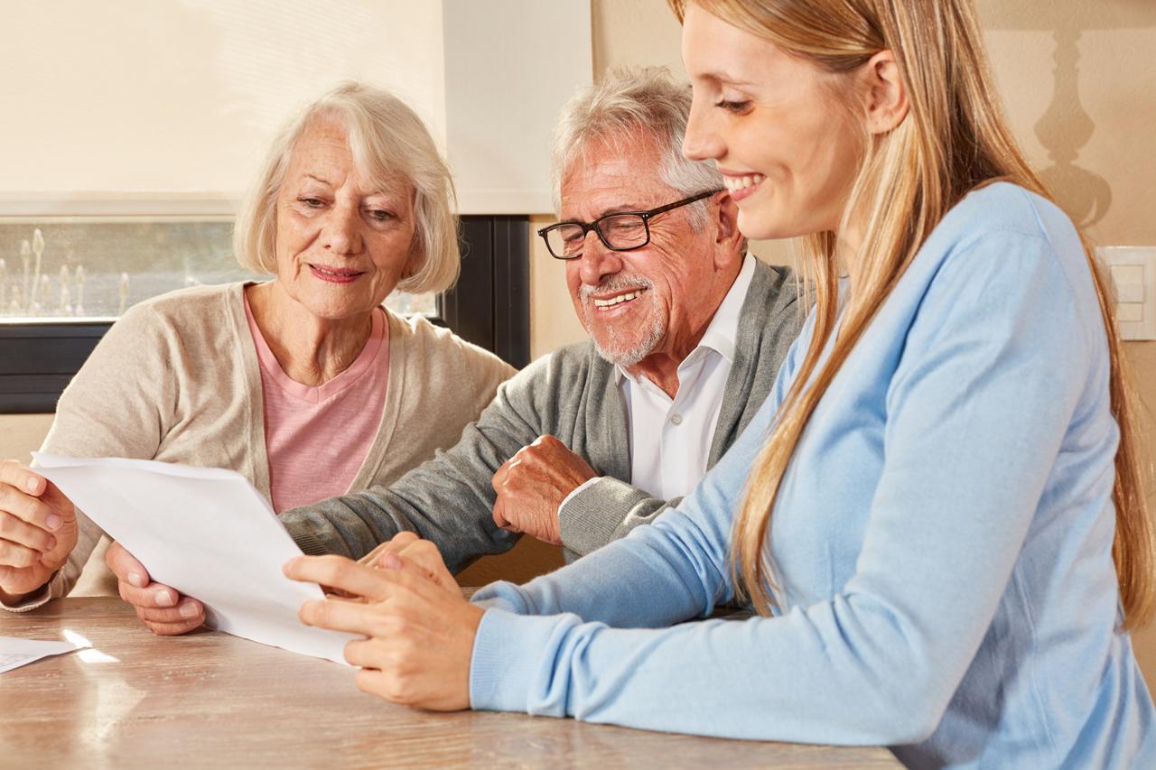 Financement maison de retraite