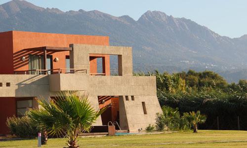 Finaner l'achat d'une villa en Grèce
