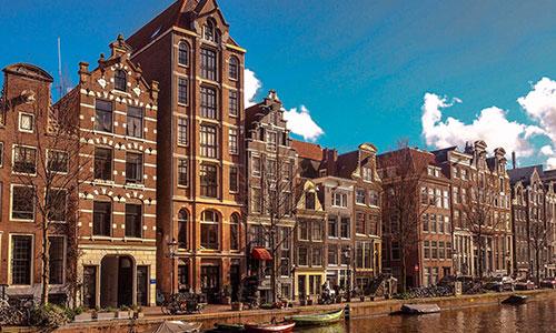 Achat maison à Amsterdam