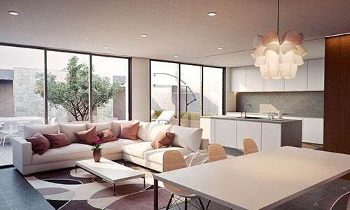 Maison apportée en garantie pour un crédit hypothécaire