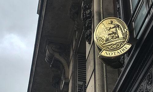 l'hypothèque fait systématiquement l'objet d'un acte notarié