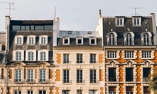 Immeuble en garantie pour un crédit hypothécaire