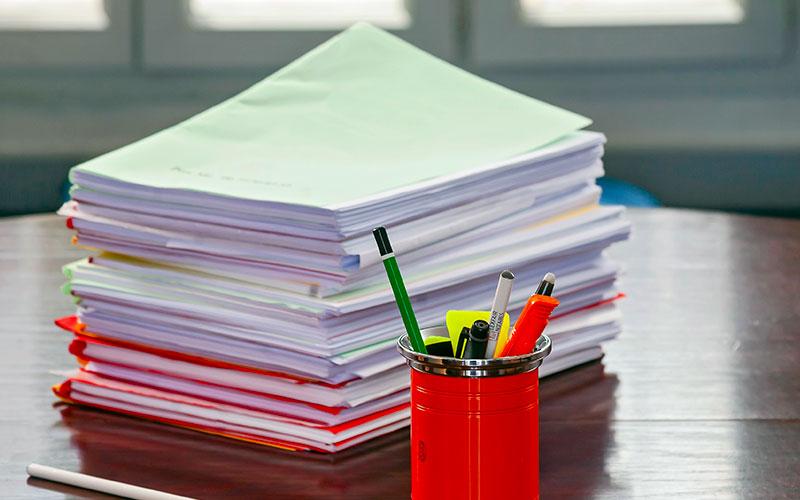Liste des documents pour un crédit hypothécaire