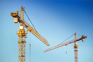 Projet d'immeuble rendu possible grâce à l'hypothèque